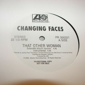 """changing faces that other... promo dj 2 12"""" set"""